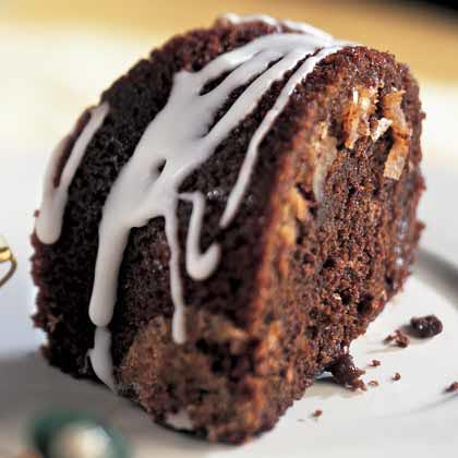 German Chocolate Bundt Cake