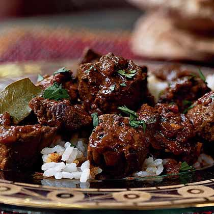 Classic Lamb Curry