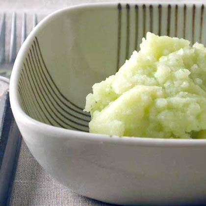 Patatas y Berzas (Potato and Cabbage Mash)