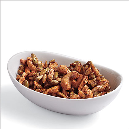 Sweet Chipotle Snack Mix