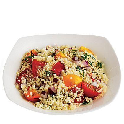 Tomato-Dill Couscous