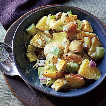 ck-Creamy Potato Salad