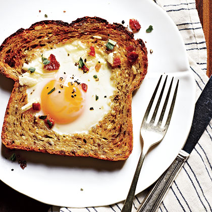 ck-Baked Egg-in-a-Hole
