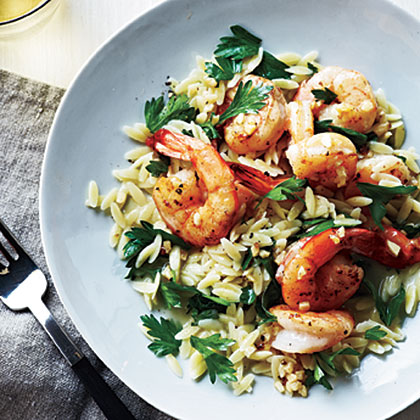 Our Best Shrimp Recipe: Lemon-Pepper Shrimp Scampi