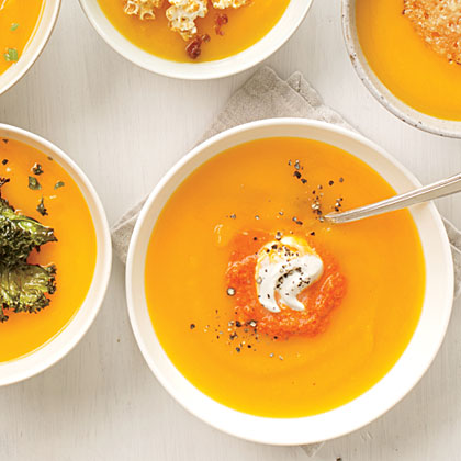 ck-Roasted Red Pepper and Cream