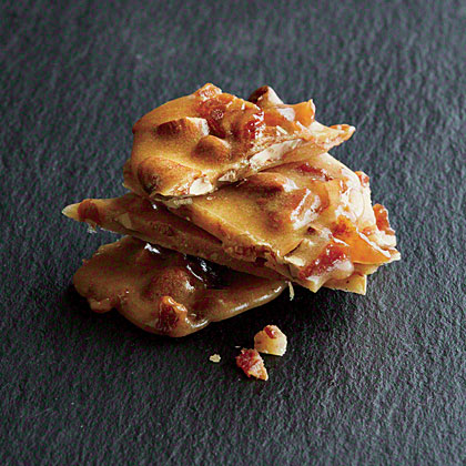 Microwave Bacon Brittle