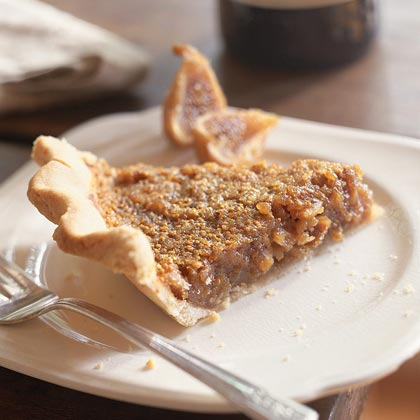 Maple, Fig, and Marsala Pie