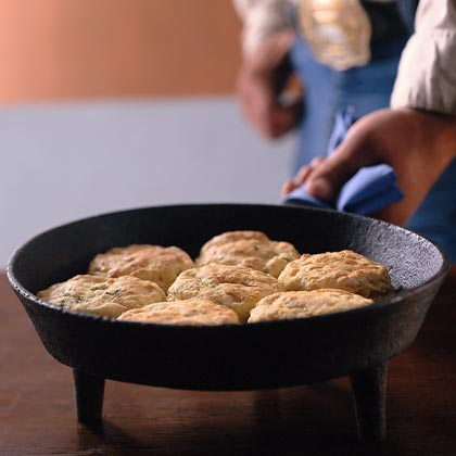 Potato-and-Cheese Biscuits