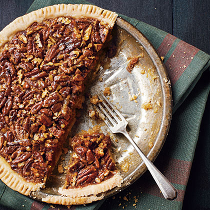 Maple-Pecan Pie