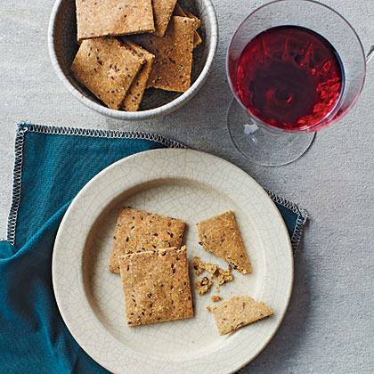 GF Whole-Grain Crackers