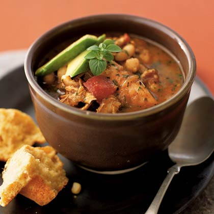 Chicken and Roasted Poblano Chili