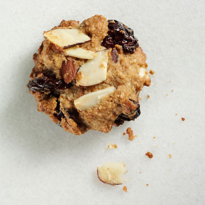 Supercharged Cherry-Almond Cookies