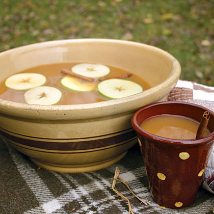 oh-hot mulled cider