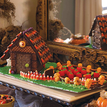 Pumpkin Patch House