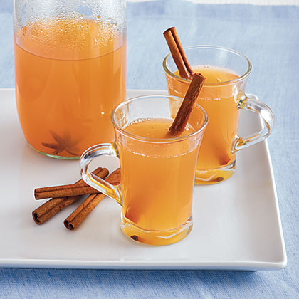 Spiced Apple Cider