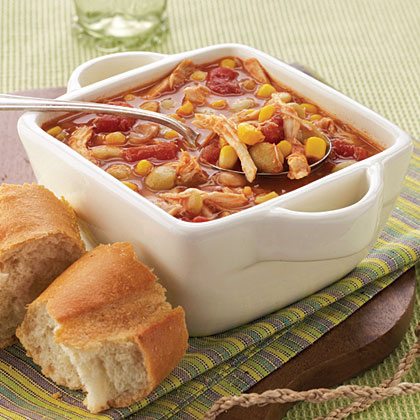 Southern Camp Stew