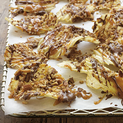Chocolate-Caramel-Pecan Chips