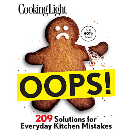 oh-Cooking Light Oops! cover