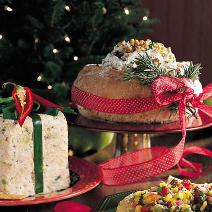 Chicken-Cheese Spread Gift Box