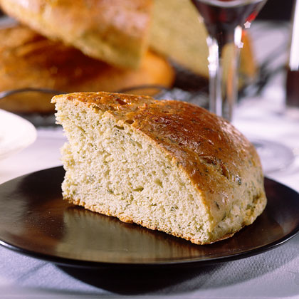 Crusty French Pistou Bread