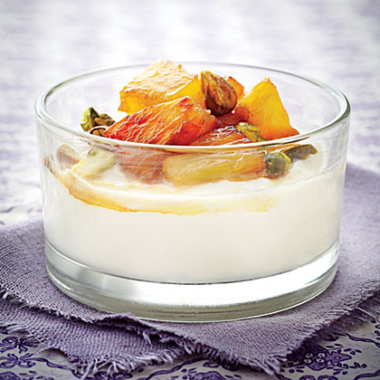 Pineapple Parfaits