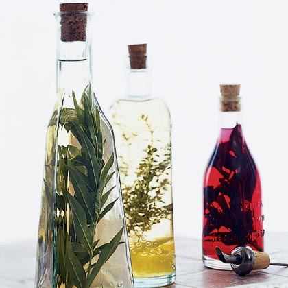 Lemon Verbena Vinegar