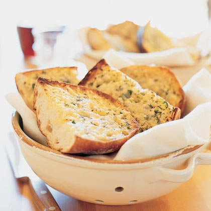 Sourdough Garlic Bread