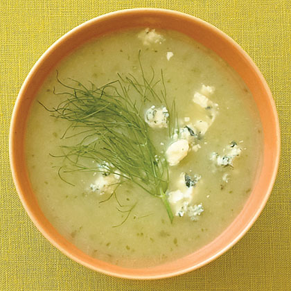 Fennel Apple Bisque