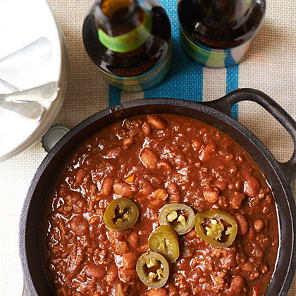 Game-Day Chili