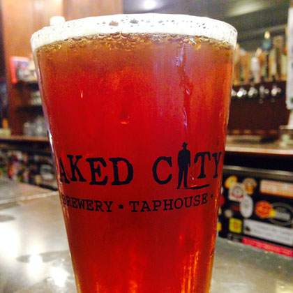 Naked City Brewery and Taphouse