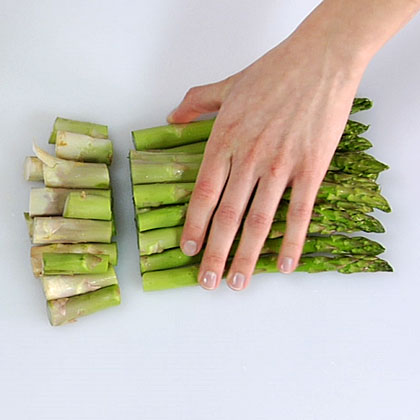 How-To Video: Preparing Asparagus