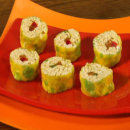 Crisp Rice Cereal Sushi