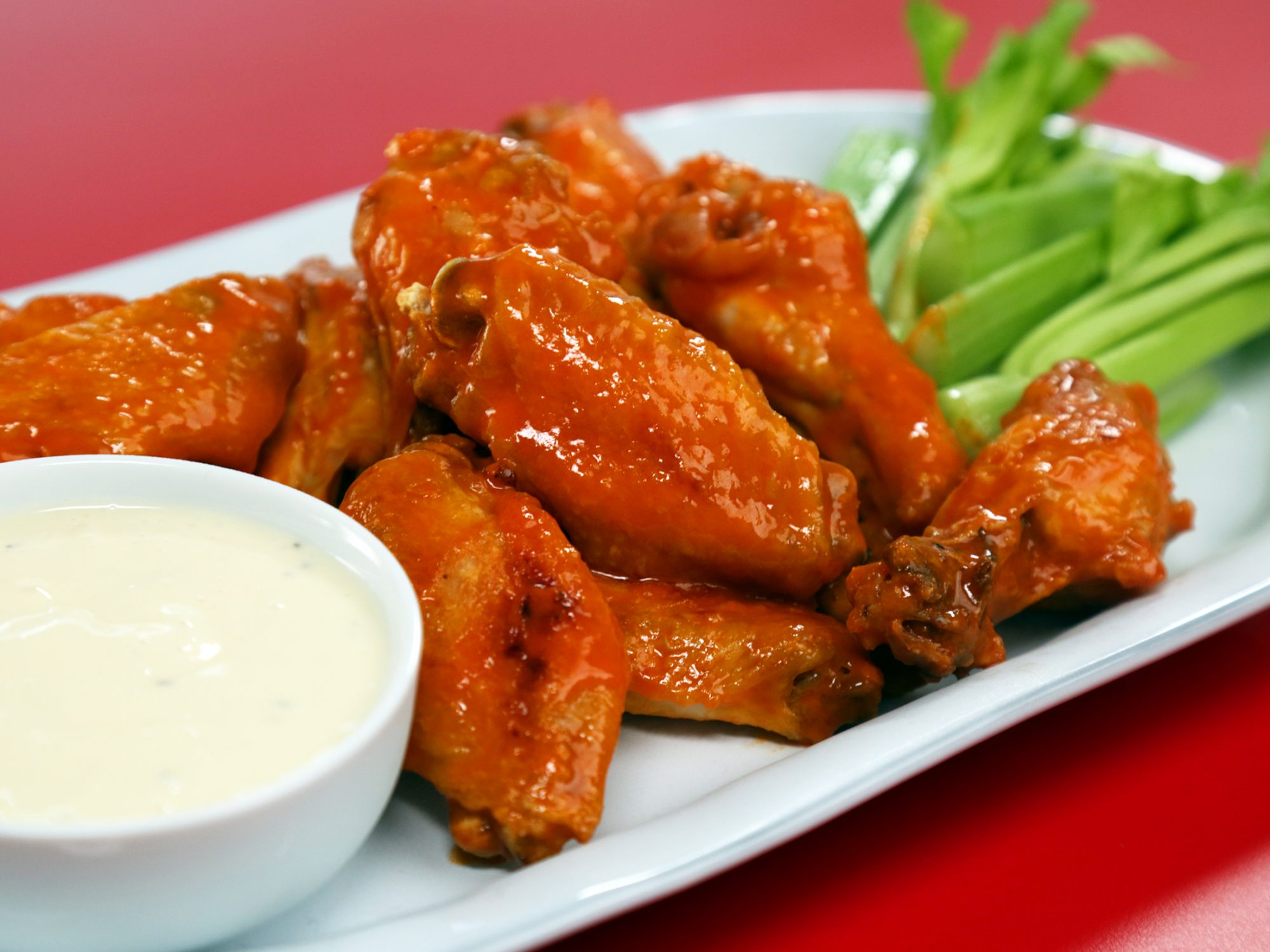 Instant Pot Chicken Wings image