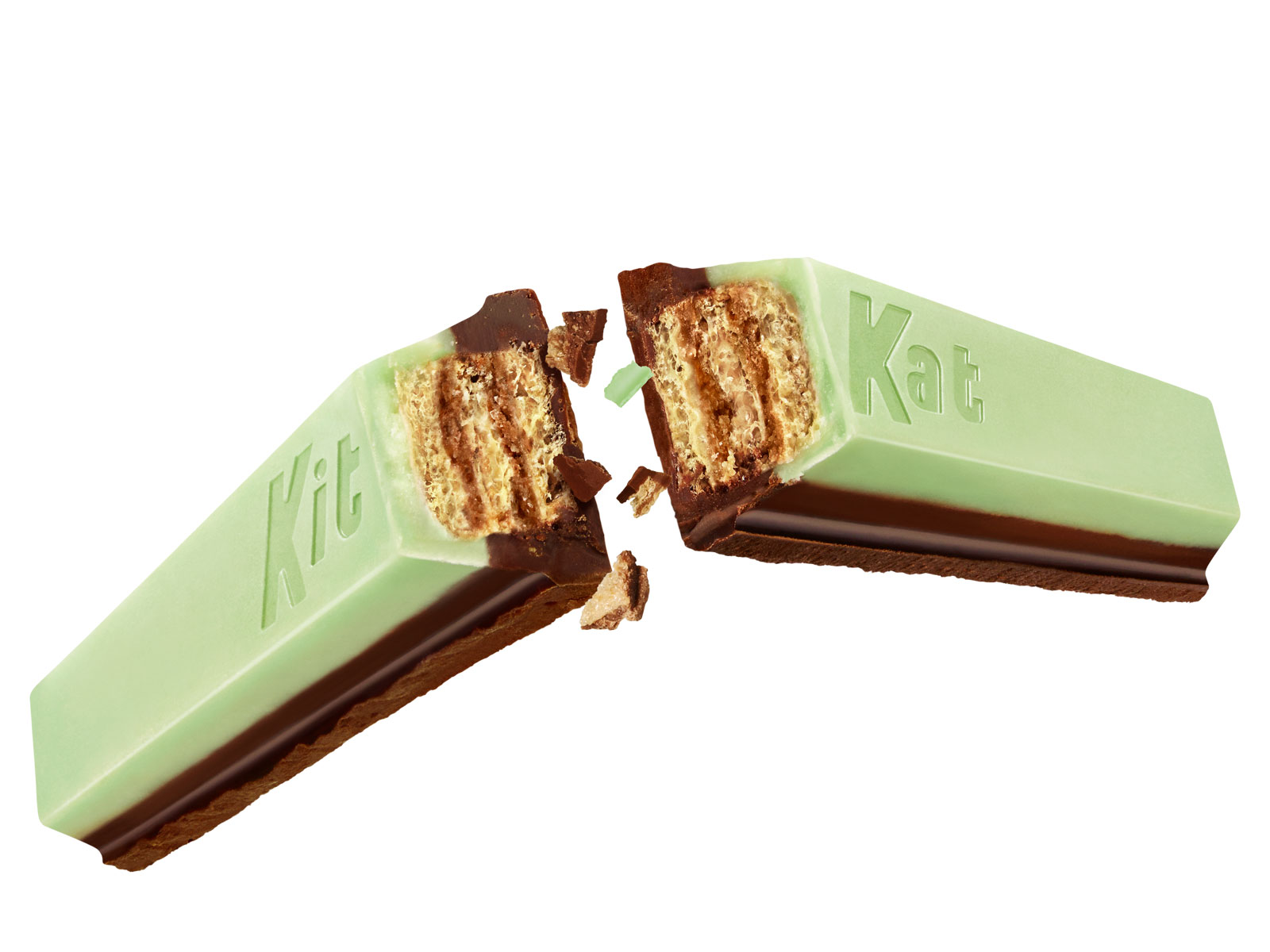 Mint & Dark Chocolate Kit Kat Bars Are Basically Crispy Andes Mints and They're Delightful kit-kat-mint-dark-choclate-2-FT-BLOG0419