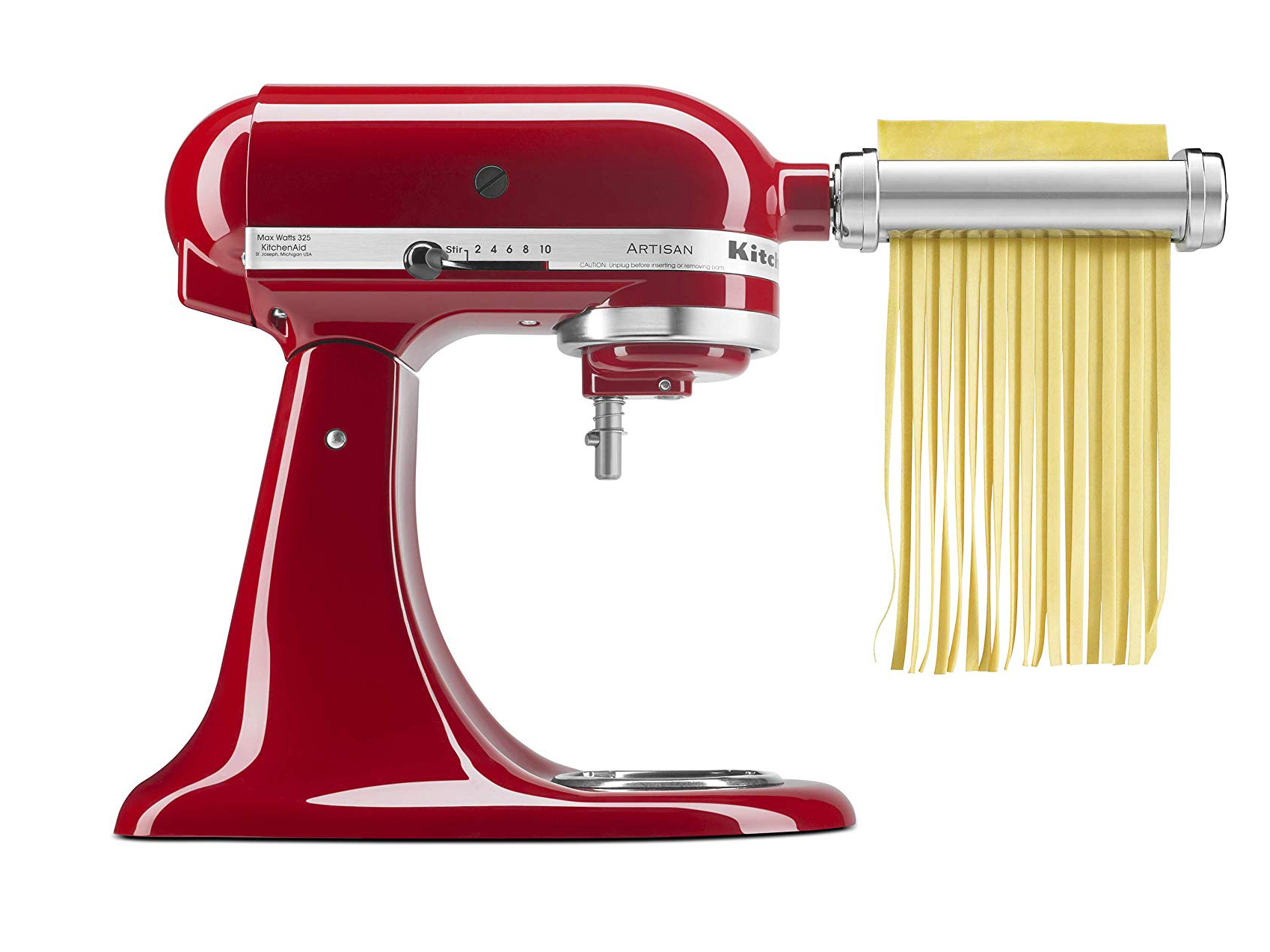 This Best-Selling KitchenAid Attachment Makes Your Favorite Pastas in a Flash — and It's 52% Off