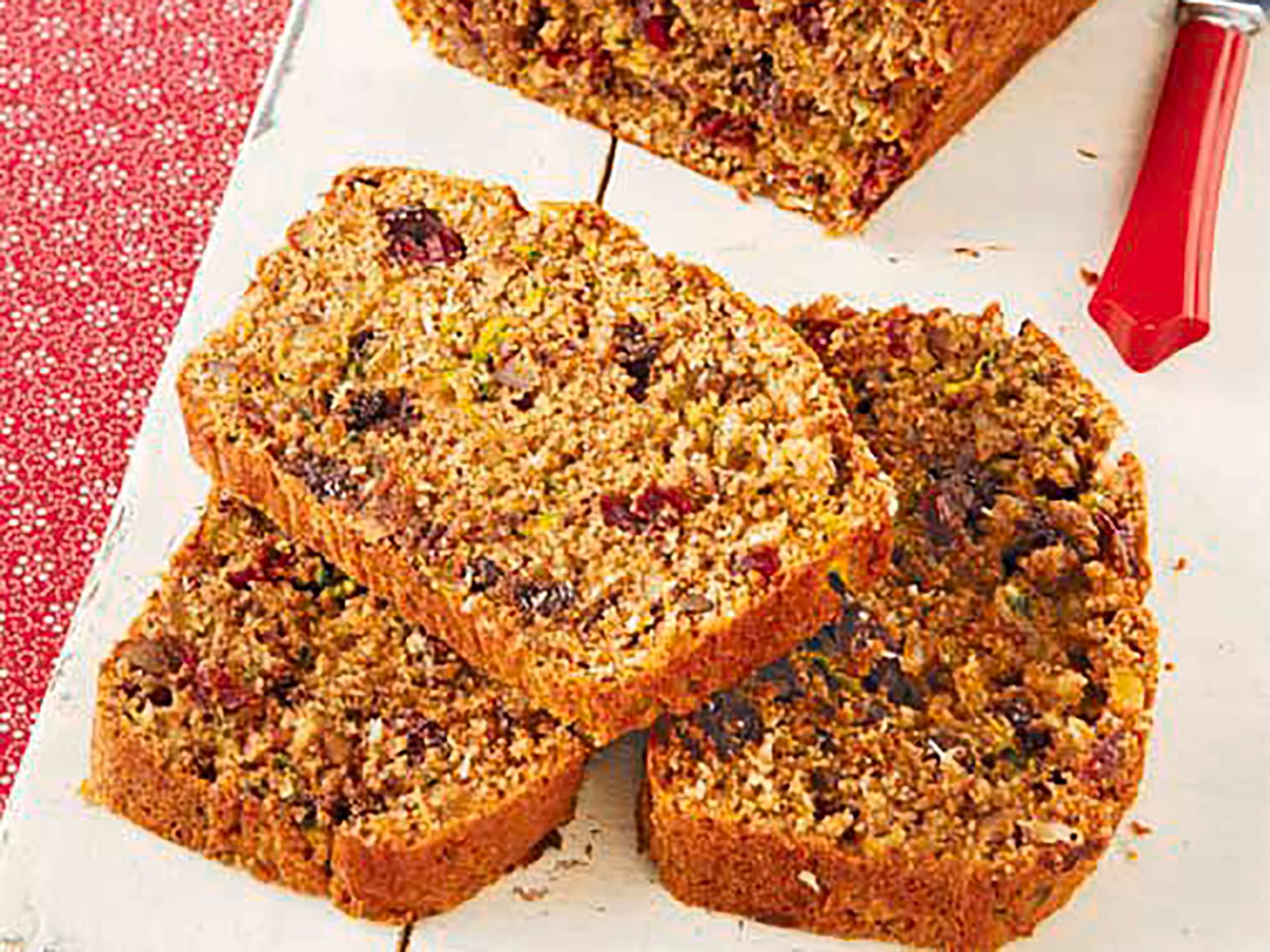 Loaded Zucchini Bread
