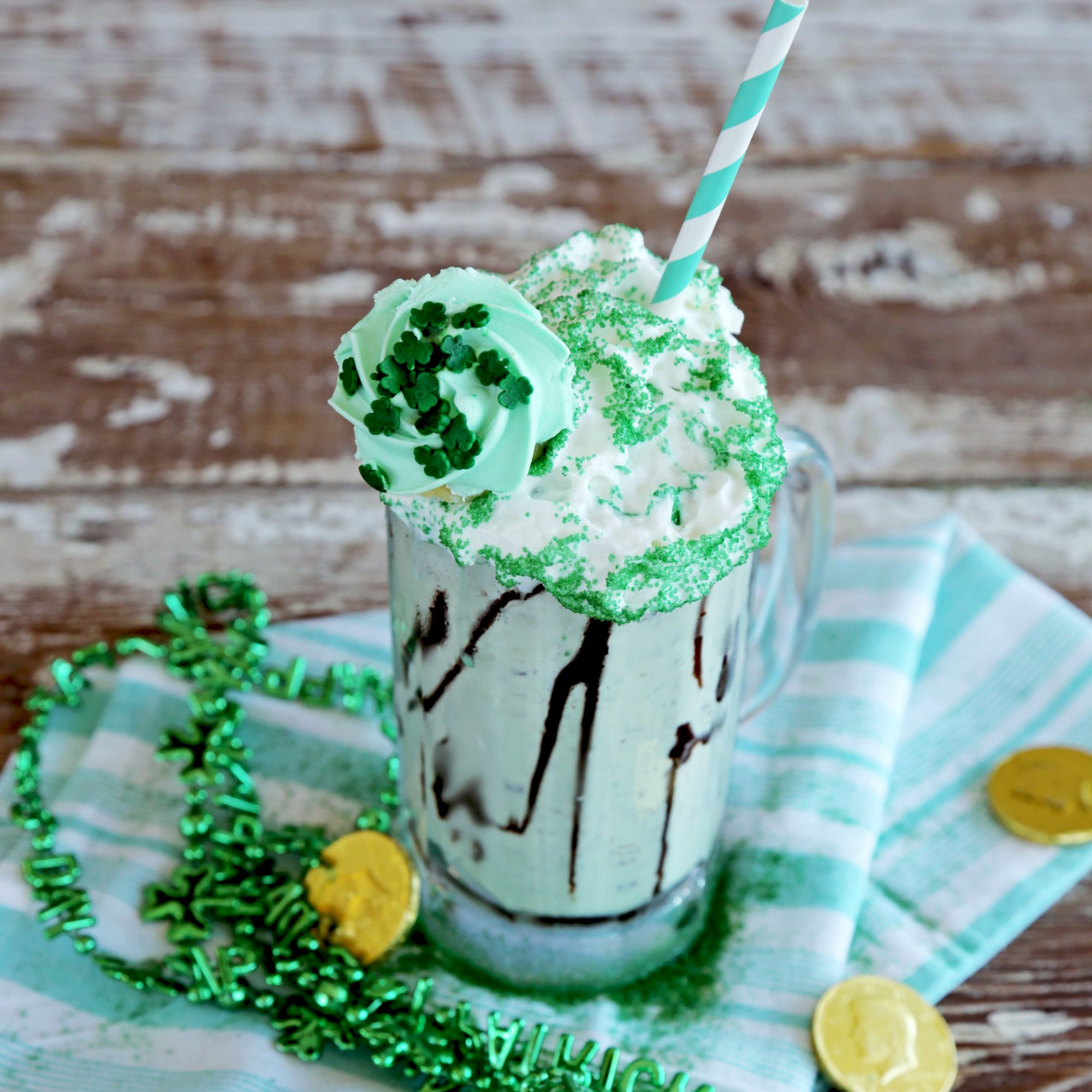 Luck of the Irish Shake