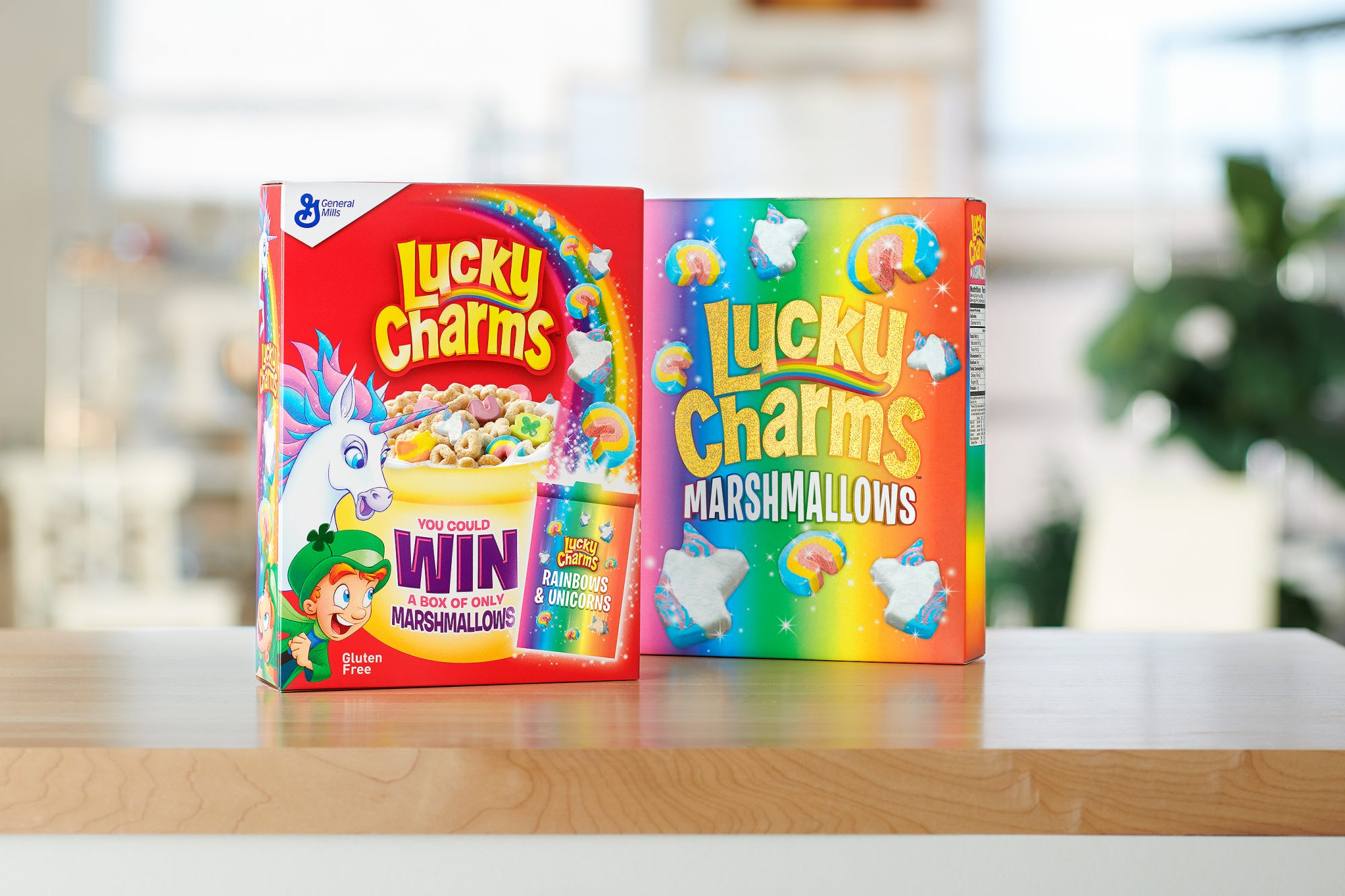 Lucky Charms Marshmallow Only Boxes Are Back After 2 Years—But You'll Need Some Luck to Grab One marshmallows-only-lucky-charms-2