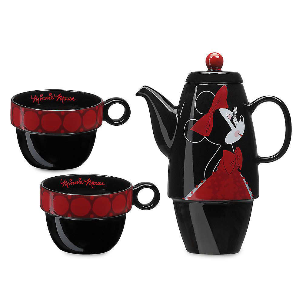 Minnie Mouse Signature Tea Set for Two