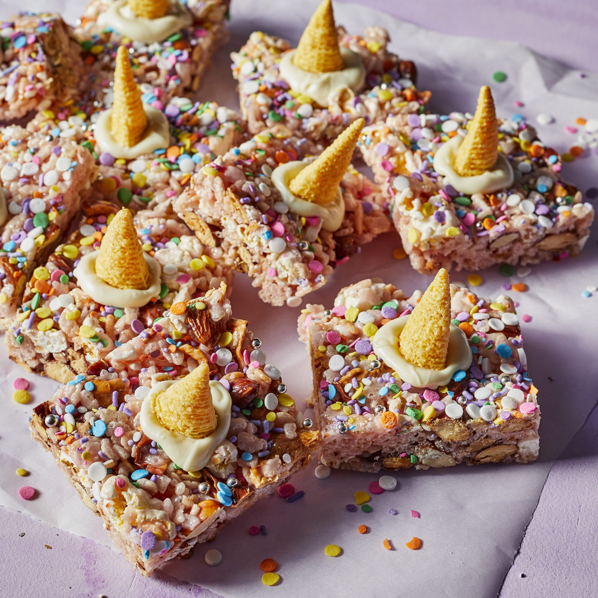 Unicorn Snack Bars image