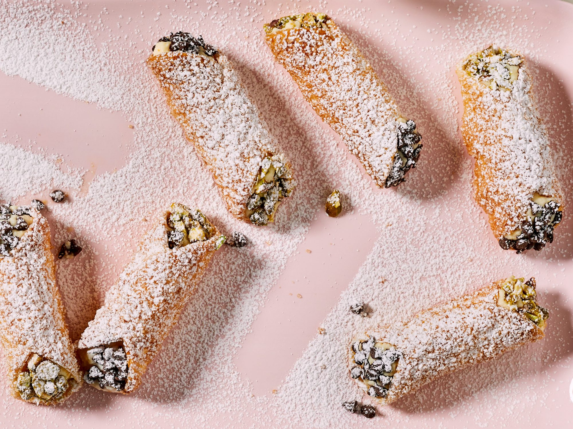 Air-Fryer Cannoli image