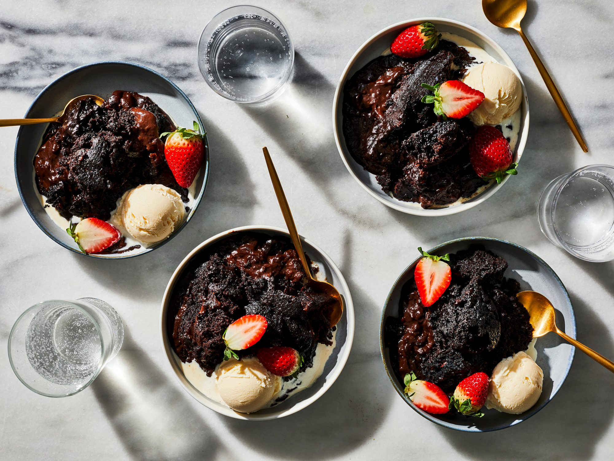Slow Cooker Chocolate Lava Cake image
