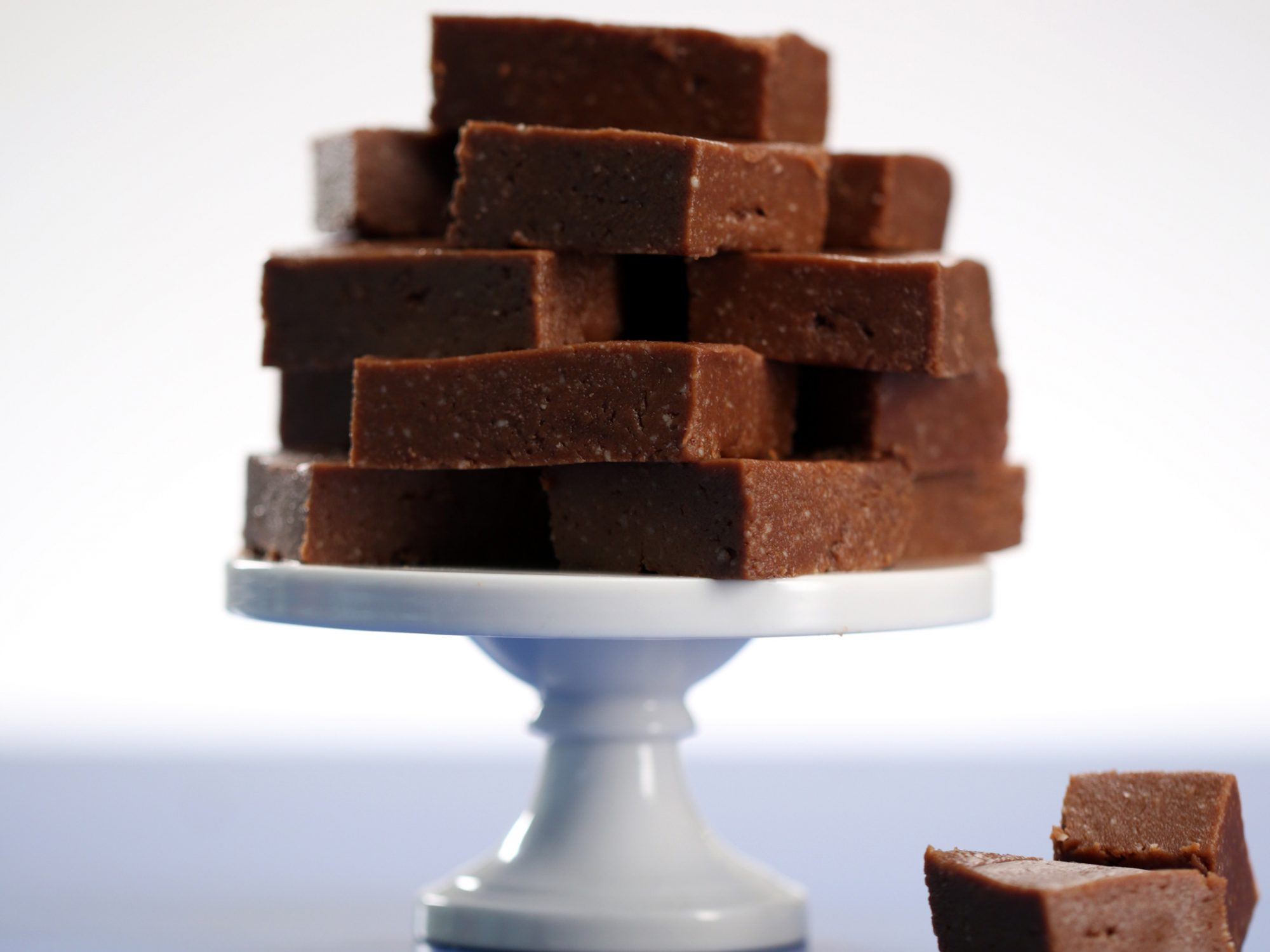 Paleo Almond Fudge image
