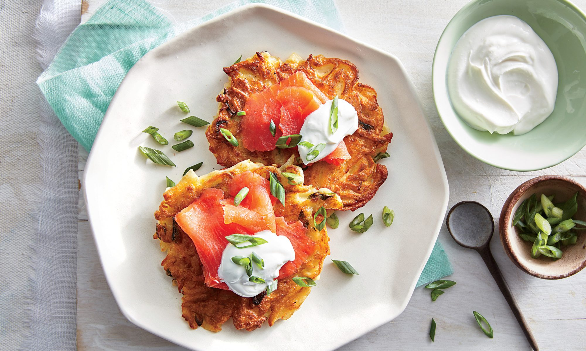 EC: Make the Crispiest Latkes in the World Without Doing Lots of Work