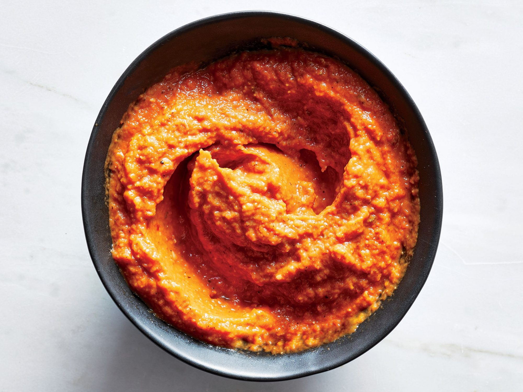 Roasted Tomato-Garlic Sauce