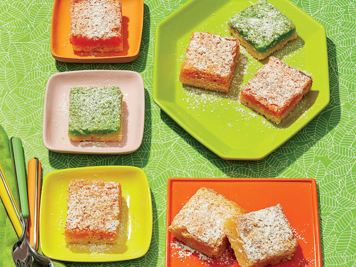Mixed Citrus Bars image