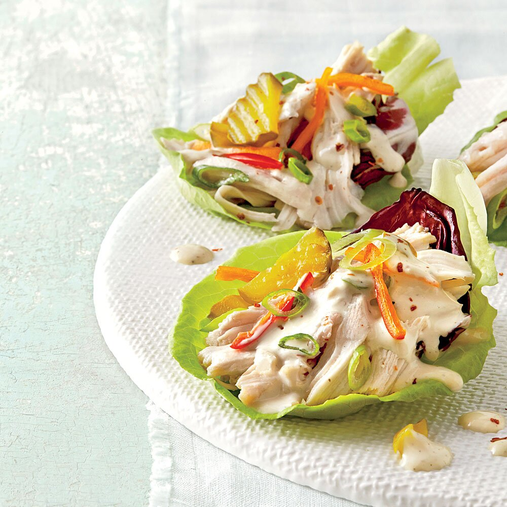 29 Lettuce Wrap Recipes | MyRecipes com