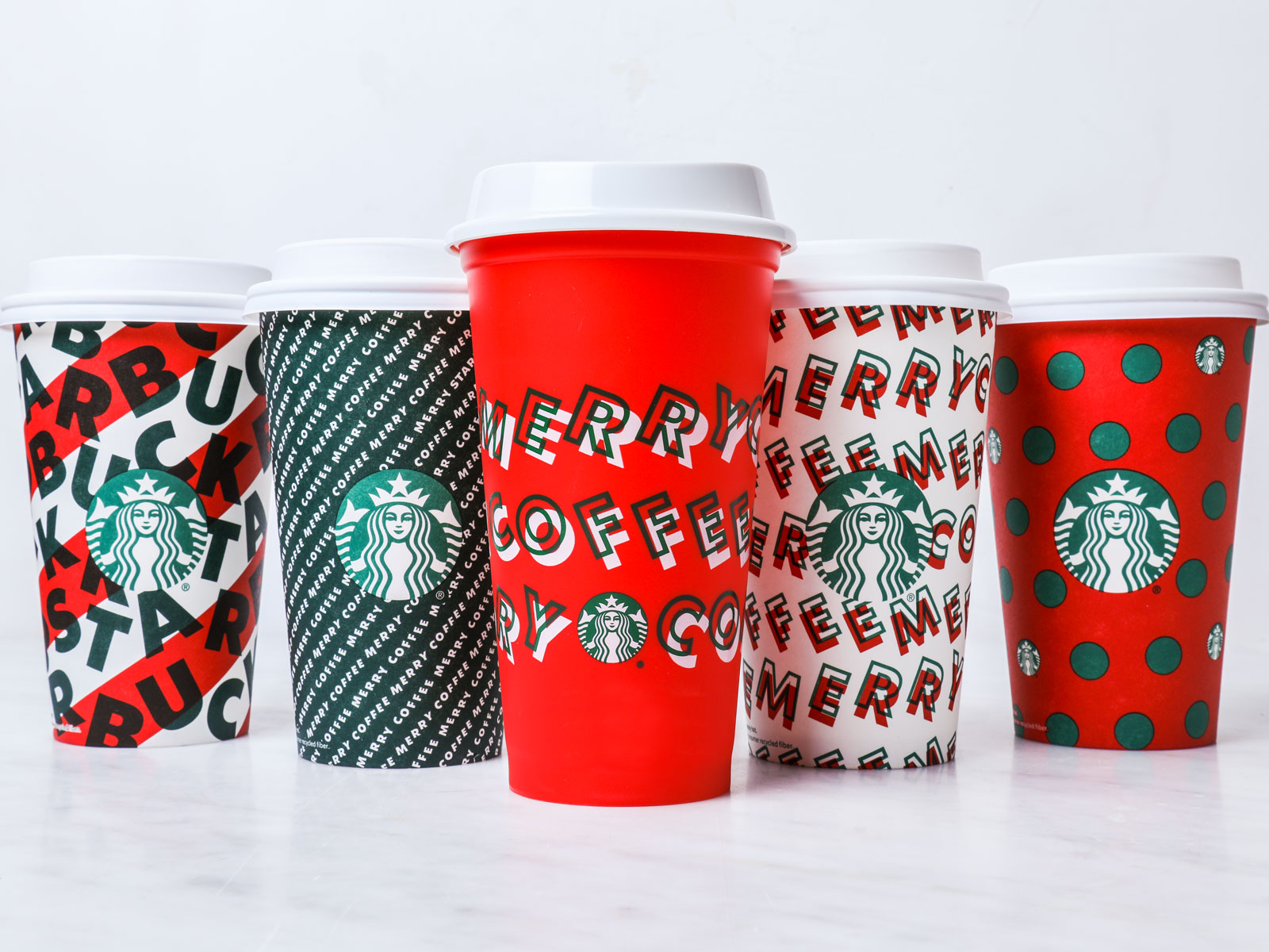 Starbucks is Giving Away Free Drinks During 5 Days of Holiday Pop-Up Parties