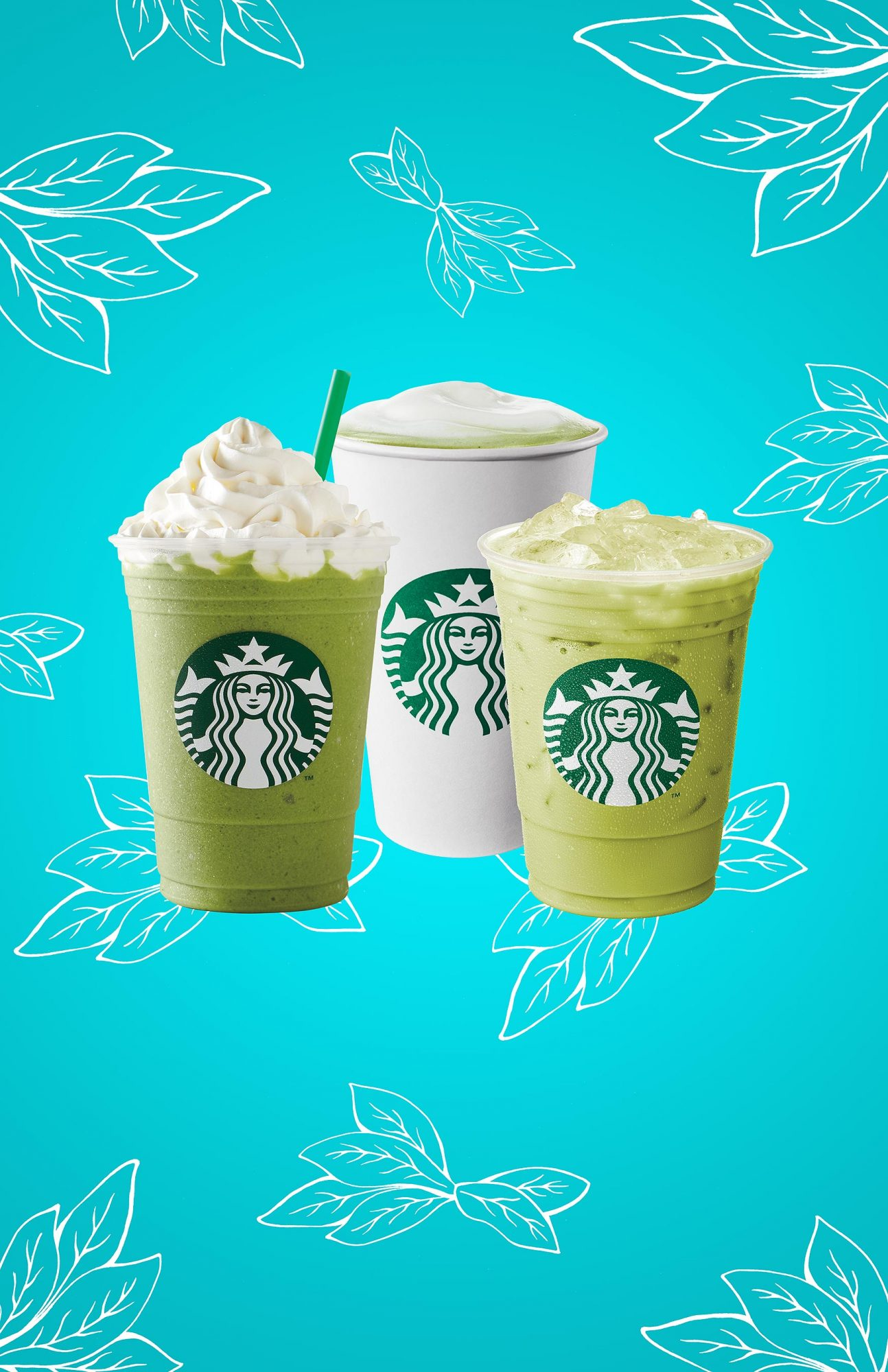 Starbucks Debuts New 'Cloud' Drink That Promises to Be 'Unlike Anything You've Ever Tasted Before' starbucks-new-menu-items-1
