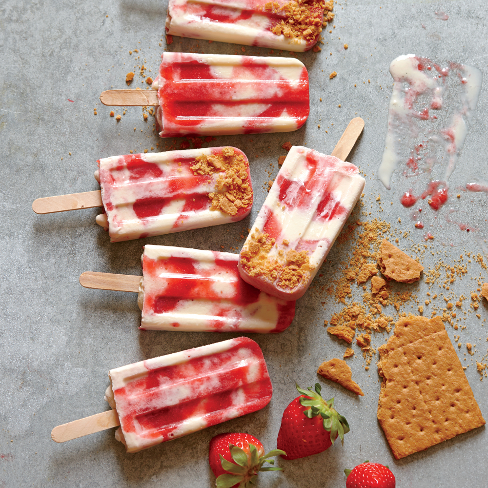 ck-Strawberry Cheesecake Pops Image